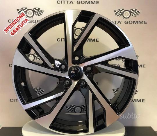 Cerchi in lega Peugeot 3008 308 407 5008 508 da 18