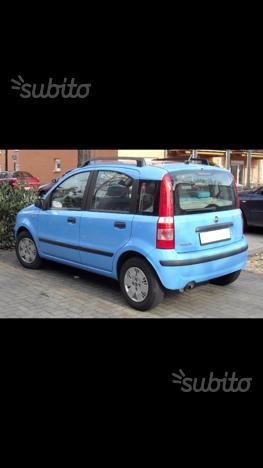 Barre longitudinali Fiat Panda 2003/2011