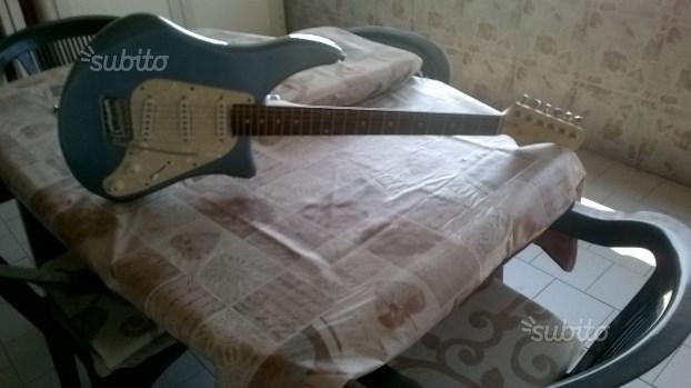 Chitarra elettrica eco