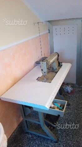 Macchina per cucire singer 191 d300a