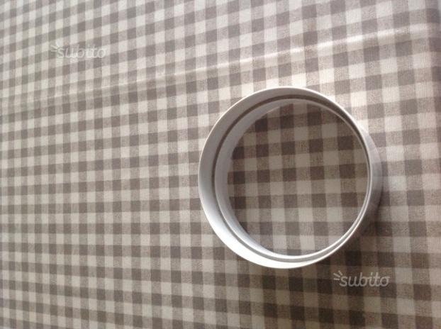Giunto per tubo aerazione diametro 100