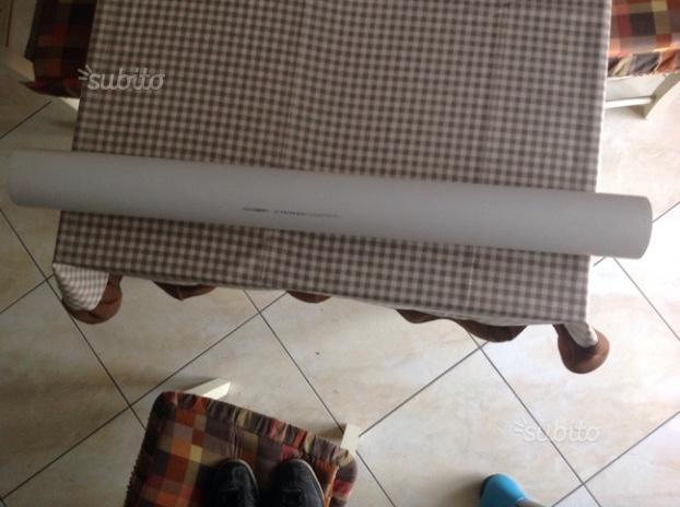 Il tubo per aerazione canalizzata