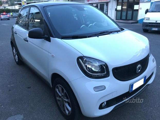 SMART forfour Youngster - 2017