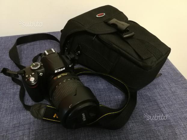Nikon D3000 18-105VR