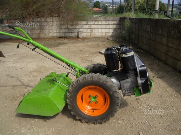 Motocoltivatore GRILLO 14 hp