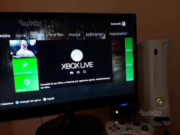Xbox 360 Arcade HD 250 Gb