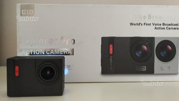 Action Cam - Explorer Pro 4K 12MP WiFi Ephone