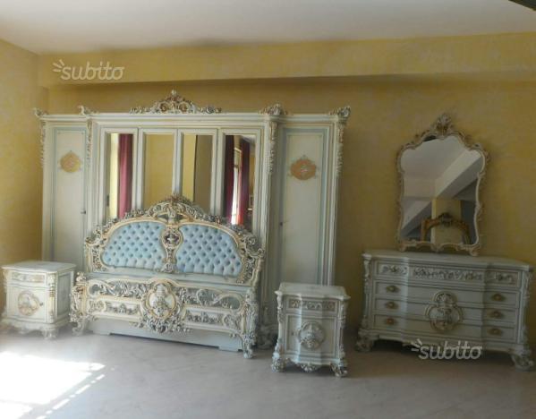 Camera da letto Silik