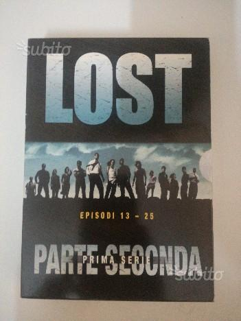 Lost dvd
