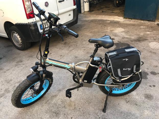Bici elettrica 750