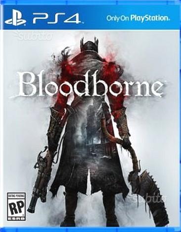 Bloodborne ( come nuovo)