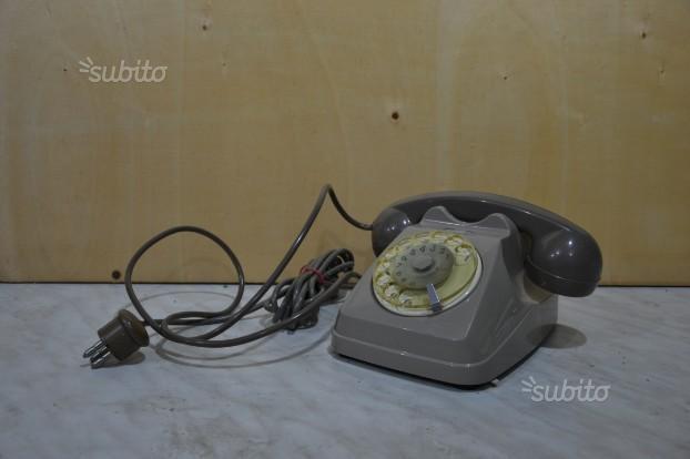 Vecchio telefono sip