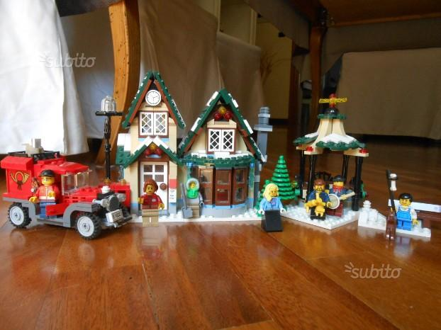 LEGO 10222 - Ufficio Postale del villaggio