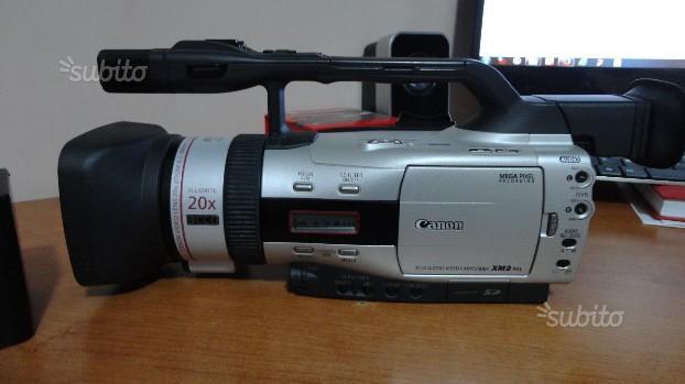 Canon 3ccd xm2