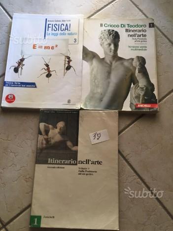 Libri usati liceo