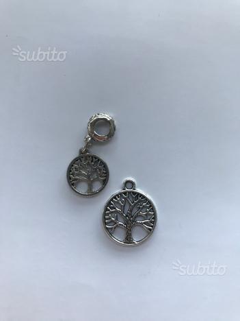 Charms, pendenti albero della vita, stile Pandora