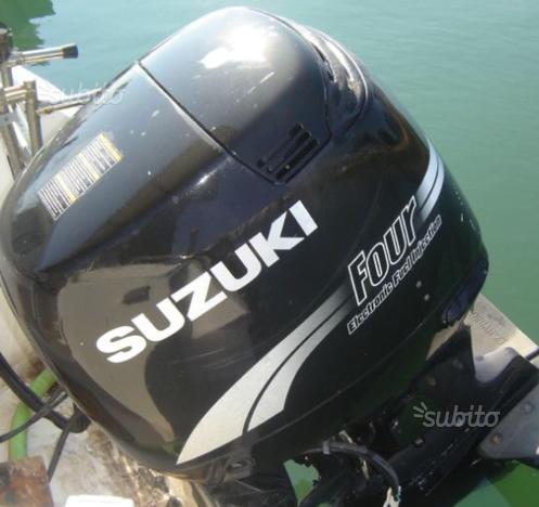 Motore Suzuki 4t 115 cv anno 2003 trattabile