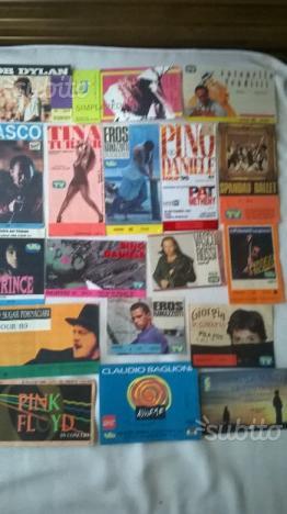 Lotto Ticket concerti anni 80/90