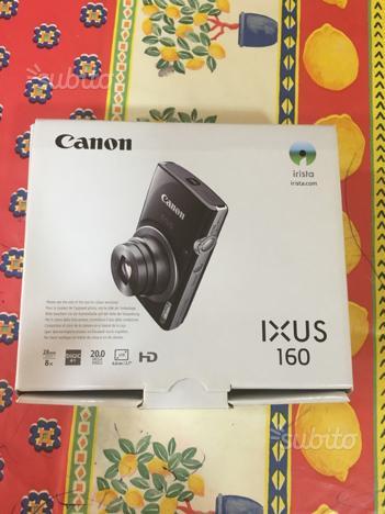 Fotocamera Canon nuova