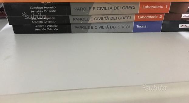 Parole e civiltà dei greci