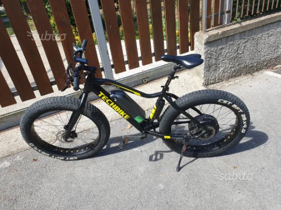 Fat bike mtb 500w