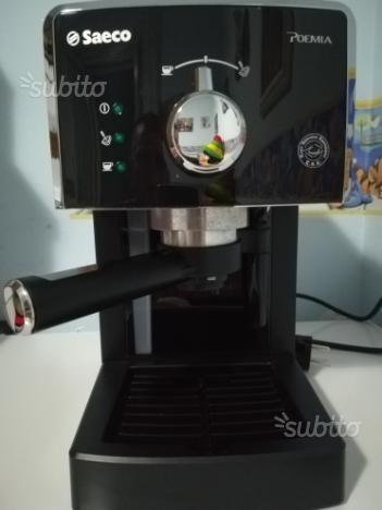 Macchina caffè saeco usata come nuova