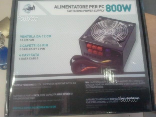 Alimentatore 800watt