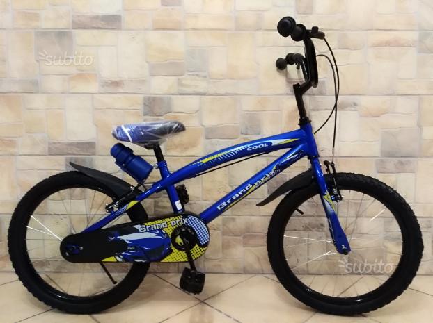 """Bici 20"""" RESET grand prix NUOVA fondo di magazzino"""