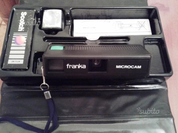 Microcam Franka euro 15,00