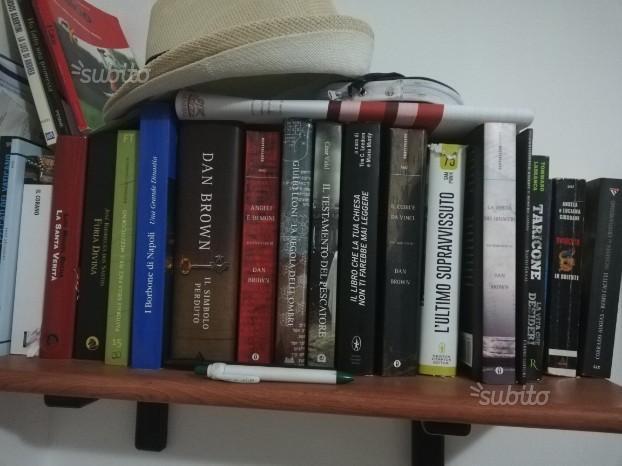 Vari libri, nuovi e usati