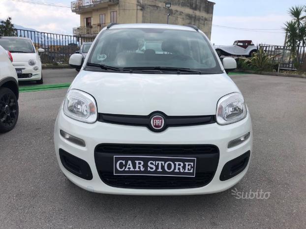 Fiat Panda 1.3 mtj louge anno 2015, diesel