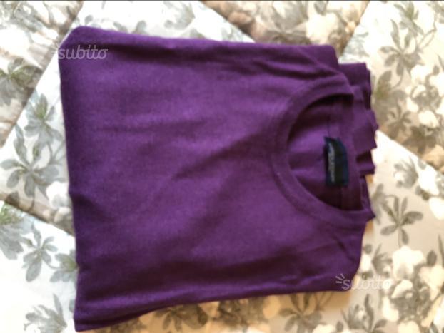 Maglioncino viola