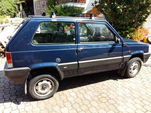 Fiat Panda 4x4 - METANO - 1992