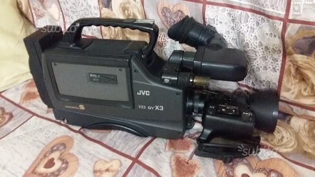 Camera video Svhs