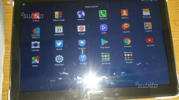 Tablet samsung note 10.1 2014 edition