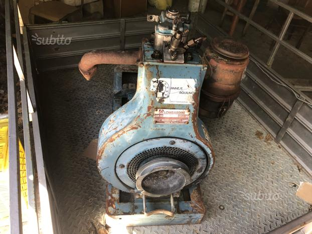 Motore lombardini LDA 96