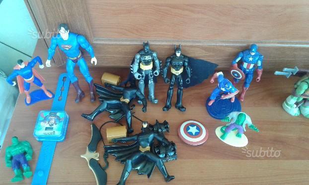 Batman Capitan America
