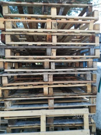 Pedane bancali legno