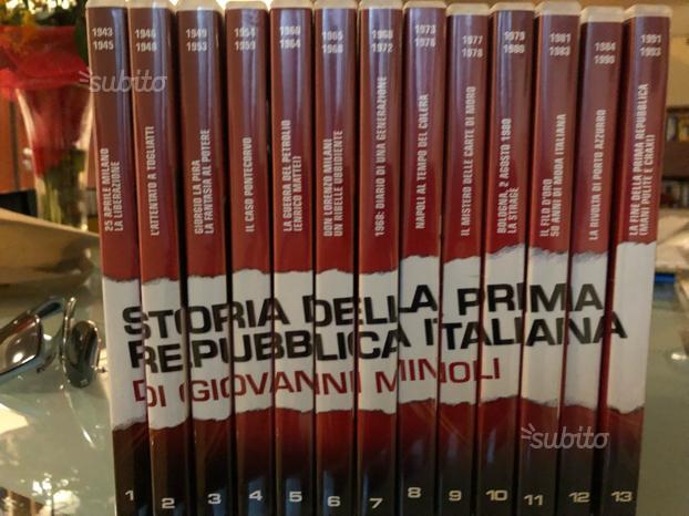Storia della prima repubblica italiana