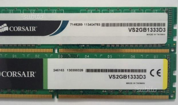 2x2GB Ram