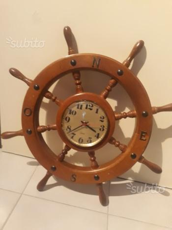 Orologio timone euro 50 3388288773
