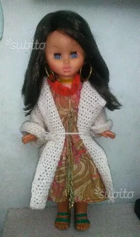 Bambola vintage marchio Franca