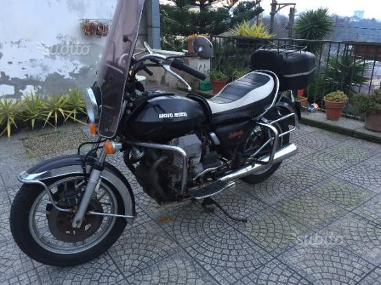 Moto Guzzi California - 1983