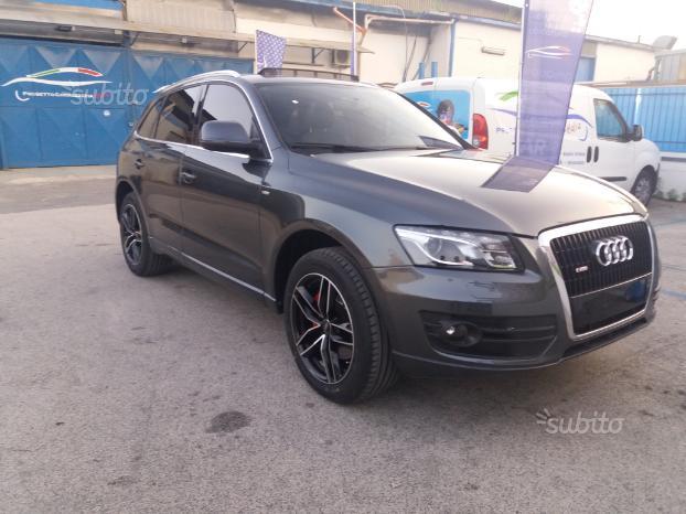 Audi Q5 sline 3.0 v6 diesel tetto automatica full