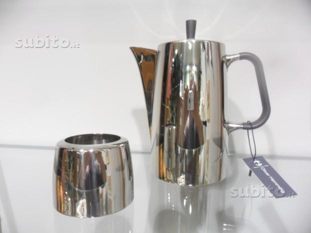 Teiera/Caffettiera e zuccheriera Oliver Hemming