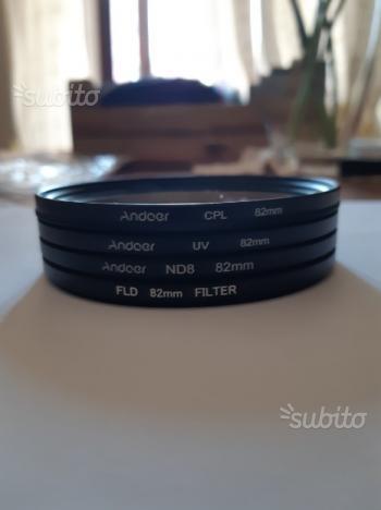 Filtri fotografici 82 mm