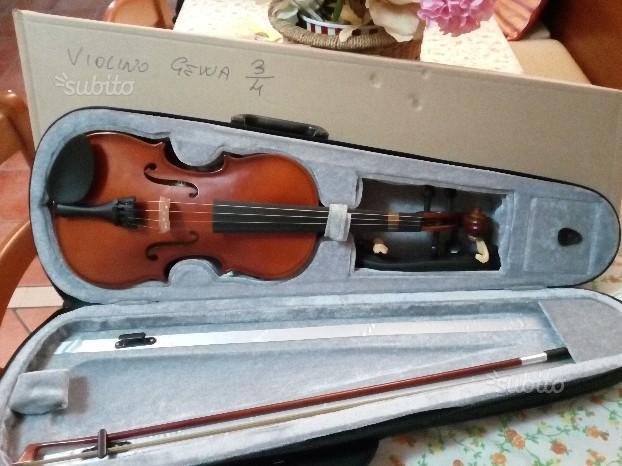 Violino Gewa 3/4 come nuovo