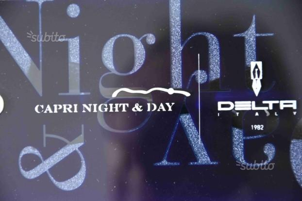 Penna Delta Capri Night & Day roller