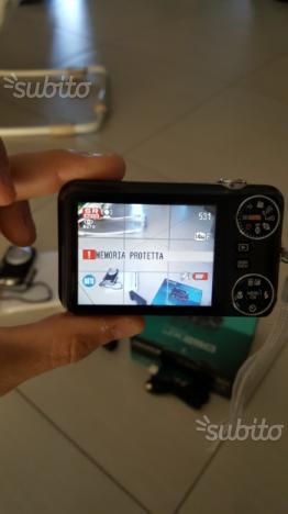 Macchina fotografica compatta Fujifilm 14mpx