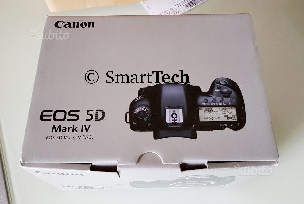 """Canon EOS 5D Mark IV """"NUOVA"""""""